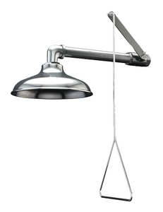Guardian Equipment GS-Plus™ Horizontal Mount Emergency Shower with Stainless Steel Shower Head GG1643SSH at Pollardwater