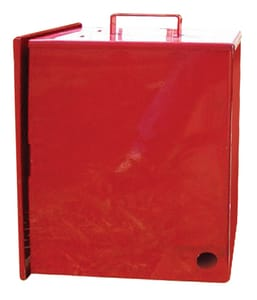 Kupferle, John C Foundry Eclipse™ 2-1/2 in. FNST Automatic Flushing Device in Red K9700RED at Pollardwater