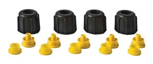 LMI LMI 3/8 in. Tube Connector Kit for Roytronic 300, 400 and 700 Series Metering Pumps L77383 at Pollardwater