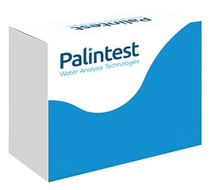 Palintest USA High Range Chlorine Reagent 250 Tests PAP162