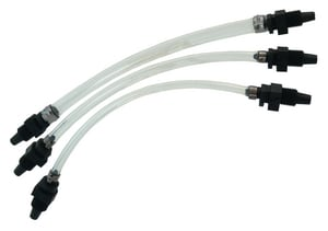 Blue-White Industries Flex-Pro™ 3/8 in. OD Connection Tygothane GE Tube Assembly for Flex-Pro A3 and M3 Peristaltic Pumps BA3SGET at Pollardwater