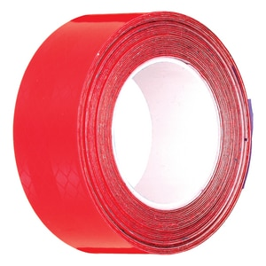 2 in. x 30 ft. Reflective Tape in Red HRF2RD at Pollardwater