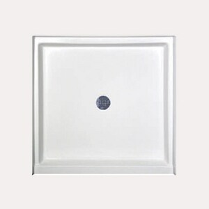 Hydro Systems 32 x 32 in. Acrylic Shower Pan in White HHPA3232WHI