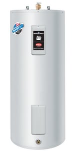 Bradford White 50 gal Tall and Upright 4.5kW 2-Element Residential Electric Water Heater BRE350T61NCWW506