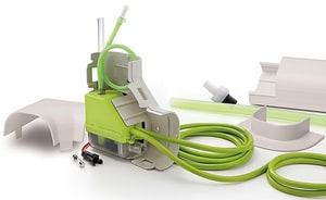 Rectorseal Aspen® Mini Lime 100/250V Condensate Pump with Slimline Cover REC83849