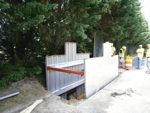 8 ft. V-Panel Box K562958 at Pollardwater