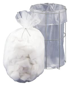 Bel-Art Products Clavies® 24 x 30 in. Transparent Polypropylene Autoclavable Bag BH131852430 at Pollardwater
