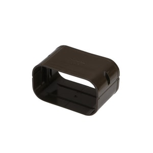 Rectorseal Slimduct® 3-1/2 x 5-1/2 in. Line Set Cover System Plastic in Brown REC85570