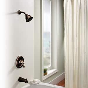 Moen Banbury® Single Handle Single Function Bathtub & Shower Faucet in Mediterranean Bronze M82910BRB