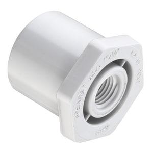 1-1/4 x 3/4 in. Spigot x FIPT Reducing Schedule 40 PVC Bushing S438167