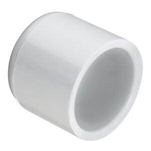 1/2 in. Socket Schedule 40S Straight PVC Cap S447