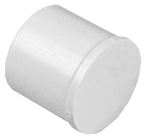 1 in. Spigot Straight Schedule 40 PVC Plug S449010