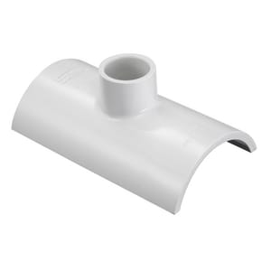 6 x 4 in. IPS or OD x Socket Schedule 40 PVC Saddle S463532