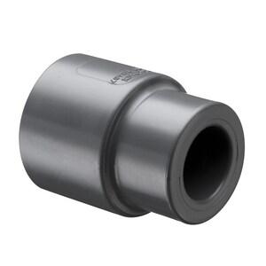 1-1/2 x 1 in. Socket Reducing Schedule 80 PVC Coupling S829211