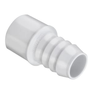 1 in. Insert x IPS Spigot Straight Schedule 40 PVC Adapter S460
