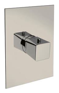 Fortis Serie Abruzzo Single Handle Bathtub & Shower Faucet in Brushed Nickel (Trim Only) F9471100BN