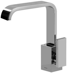 Graff Immersion Single Handle Vessel Filler Bathroom Sink Faucet in Polished Chrome GG2301LM31PC