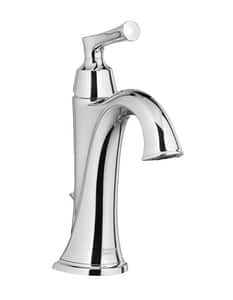 American Standard Estate® 1.2 gpm 1-Hole Bathroom Sink Faucet with Single Lever Handle A7722101