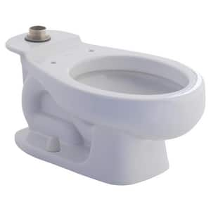 American Standard Baby Devoro™ FloWise® Round Toilet Bowl in White A2282001020