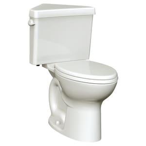 American Standard Cadet® 3 1.6 gpf Round Toilet A270BD001