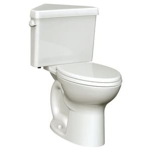American Standard Cadet® 3 1.6 gpf Elongated Toilet in Linen with Left-Hand Trip Lever A270AD001