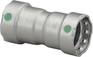 Viega MegaPress® 1-1/2 in. Press Standard Carbon Steel Coupling V2502