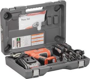 Viega 1/2 - 1 in. Comp Battery Press Tool Kit V57051