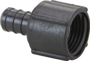 Viega 3/8 x 1/2 in. Polyalloy Crimp Lavatory Adapter V43323