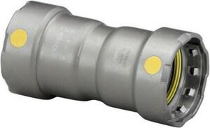 Viega MegaPress® 1-1/4 in. Press Standard Carbon Steel Coupling V2200