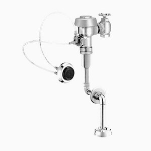 Sloan Valve Royal® 997 1 gpf Concealed Hydraulically Operated Manual Flushometer in Polished Chrome S3915506
