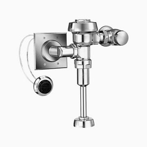 Sloan Valve Royal® 986-1 1 gpf Exposed Hydraulically Operated Urinal Flushometer Flush Valve S3912692