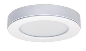 Satco Blink™ 6 in. 12.5W 120V 3000 Kelvin 690 Lumens Polycarbonate LED Flush Mount Ceiling Fixture in Warm White SS9880