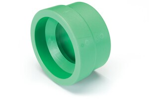 Aquatherm Greenpipe® 6 x 3-1/2 in. Socket Weld x Butt Weld Reducing SDR 11 Polypropylene Coupling A011117