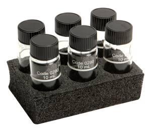 Lamotte Repl. Sample Cells with Caps for DC1200 Colorimeters 6/pk L02906