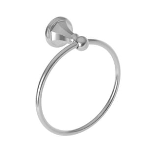 Newport Brass Haseley Towel Ring in Polished Chrome N88-09/26