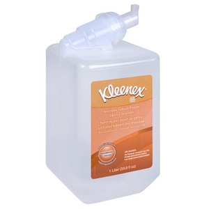 Kimberly Clark 1 L Antimicrobial Foam Skin Cleanser K9155405
