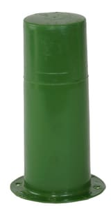 Crete-Sleeve 2 in. Plastic Sleeve in Green CN2780500K