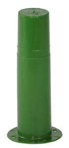 Crete-Sleeve 1-1/2 in. Plastic Sleeve in Green CN3590500J