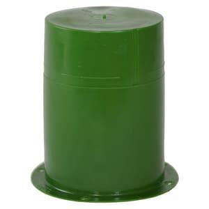 Crete-Sleeve 5 in. Plastic Sleeve in Green CN2810500S
