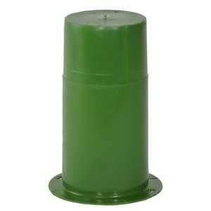Crete-Sleeve 3 in. Plastic Sleeve in Green CN2790500M