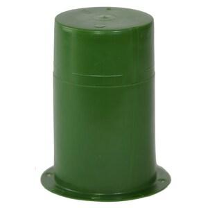 Crete-Sleeve 4 in. Plastic Sleeve in Green CN2800500P