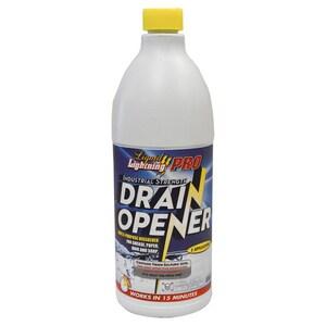 Jones Stephens 1 qt Liquid Lightning Drain Cleaner JS95793