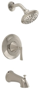 Signature Hardware Provincetown Single Handle Multi Function Bathtub & Shower Faucet in Polished Nickel (Trim Only) MIRPR8030GPN
