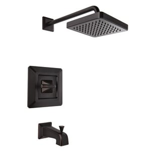 Pfister Park Avenue™ Single Handle Single Function Bathtub & Shower Faucet in Tuscan Bronze Trim Only PLG898FEY