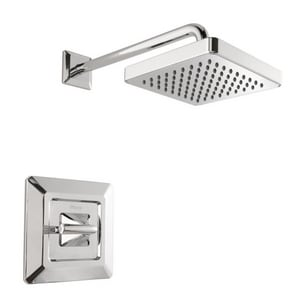 Pfister Park Avenue™ 1.8 gpm Tub and Shower Trim Only with Single Lever Handle in Polished Chrome PLG897FE