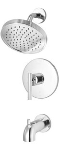 Pfister Contempra™ Single Handle Single Function Bathtub & Shower Faucet in Polished Chrome Trim Only PLG898NC