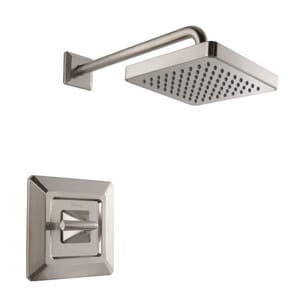 Pfister Park Avenue™ 1.8 gpm Tub and Shower Trim Only with Single Lever Handle in Brushed Nickel PLG897FEK