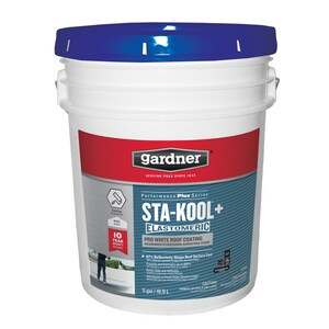 Gardner-Gibson Sta-Kool® 5 gal Elastomeric Roof Coating GSK7805