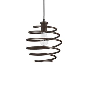 Park Harbor® 100W 1-Light Medium E-26 Pendant in Painted Bronze PHPL5611PBR