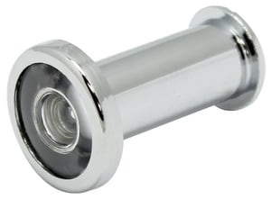 Cal-Royal 1 in. 180 Degree Door Viewer in Polished Chrome CDV180